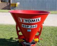 Esparcidora de Fertilizante RSP 360 Marca Yomel