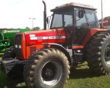 Massey Ferguson MF 660 , Doble Traccion