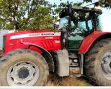 Tractor Massey Ferguson 6495
