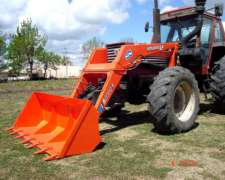 Pala Frontal LF R2000 Adaptable a Tractor Hasta 180 HP DT