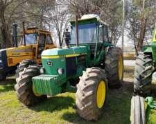 Tractor John Deere 3550,usado