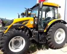 Tractor Valtra A114 Cabina Orig. 4X4 118 HP