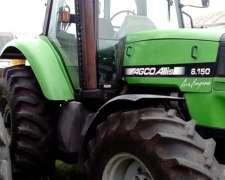 Agco Allis 6150 con Deutz 160 Turbo