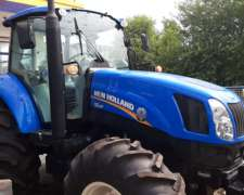 New Holland T6.130 Disponible para Entrega Inmediata