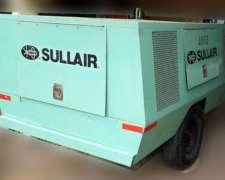 Compresor Portatil, Motocompresor Sullair 375
