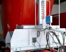 Mixer Mainero, a Nuevo Modelo Vertical 2515