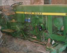 Tractor Jhon Deere 2530 Impecable