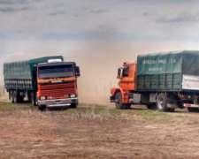 Transporte De Cargas Generales