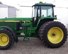 Tractor John Deere 4760. Impecable
