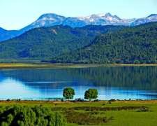 30 Ha Costa de Lago Terraplen 1 Trevelin Chubut