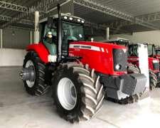 Tractor Massey Ferguson MF7415 - Full C/ Piloto y Duales