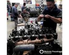 Reparación, Servicio y Repuestos para Motores Fendt