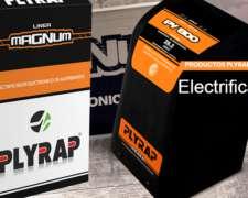 Boyero Electrificador Plyrap Varios Modelos
