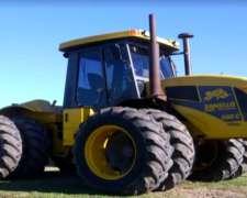 Tractor Zanello Pauny 500 con Duales