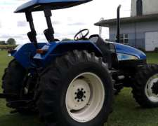 Tractor New Holland Tl75e 2006 4X4 T/pun y C/re