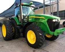 Tractor John Deere 7815 Con Piloto