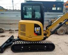 Mini Retroexcavadora CAT 305.5e2 CR