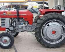 Massey Ferguson 155 con Tres Puntos