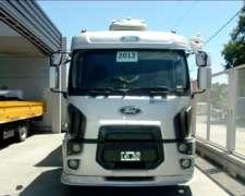 Cargo 1932/48 Cabina Dormitorio 2012