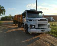 Vendo Camión Scania 112