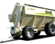 Tolva BMB 18 TT 2 Ejes