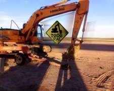 Excavadora Lonking 6225 2015 3800hs Oportunidad Todo Vial