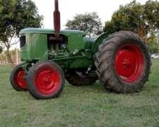 Tractor Deutz 55 Con Sist. Hidráulico