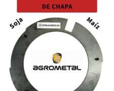 Contraplacas Agrometal de Chapa