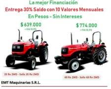 Apache Solis 35 Hp - 10 Cuotas En Pesos, Sin Intereses