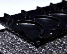 Cinta Transportadora Medialuna PVC Plasti-gomm