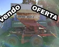 Fertilizadora Yomel 3022 Usada
