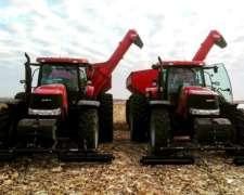 Pisa Rastrojos para Tractores Case IH
