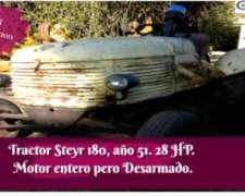Tractor Ideal para Restaurar