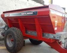 Fertec, Modelo 6000 Serie 4, Año 2012