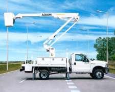Elevador Hidráulico Axion AT4313