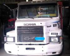 Vendo Scania 113. 360 - Mod 93, Motor Echo Nuevo Completo.