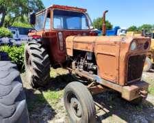 Tractor Fiat 700 C/ Toma de Fuerza y Control Remoto
