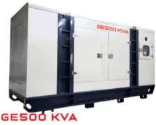 Grupo Electrogeno GE500 KVA Sinomach - Eisenmanner