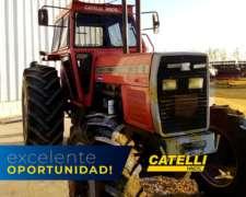 Tractor Massey Ferguson 1615 año 1997