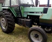Tractor Deutz AX4.100 con Caja Sincron