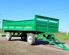 Carro Playo Rural De 3x2 Mts