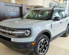 Ford Bronco Sport Disponible