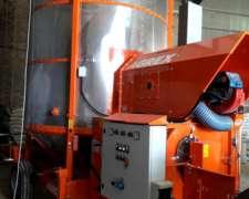 Secadora de Granos Móvil Bernardín-agrex PRT75 M/me