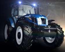 Tractor New Holland Td5.110, Disponible Entrega Inmediata