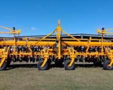 Agrometal TX Mega GEN 3 20 Lineas a 52 CM, año 2020.