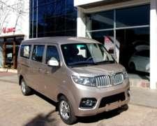 Shineray X30 Minivan P/ 7 Pas + 4 Balijas Grandes. Orio Hnos