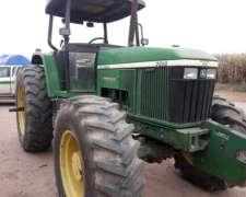 Tractor John Deere 7505 año 2003