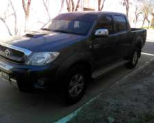 Toyota Hilux Srv 3.0 2011 4x2