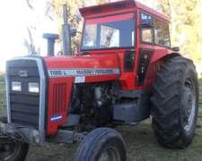 Tractor Massey Ferguson 1195 Original Linea Nueva Impecable