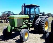 Tractor John Deere 4930 Tracc Simple 1993